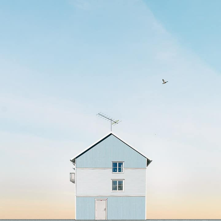 Sejkko Fine Art Print Arctic Sun